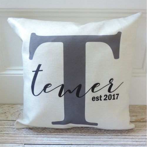 73% off Custom Farmhouse Inspired Pillow Covers : Only $13.99