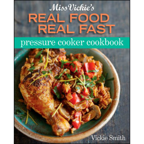 76% off Real Food, Real Fast Pressure Cooker Cookbook : Only $5.39