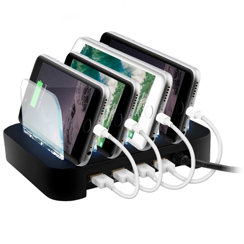 70% off Surgit 4 Port USB Rapid Charging Station : $14.99 + Free S/H
