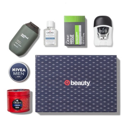 Target Men's Personal Care Box : Only $7 + Free S/H