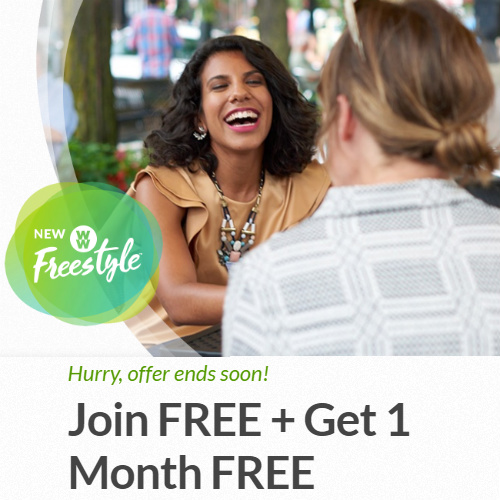 Weight Watchers : Join Free + Get 1 Month Free