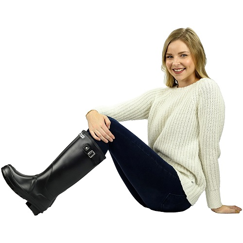 86% off Women's Rain Boots : Only $13.99 + Free S/H