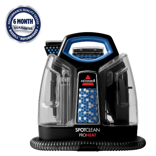 52% off Refurb Bissell Portable Carpet Cleaner : $47.99 + Free S/H