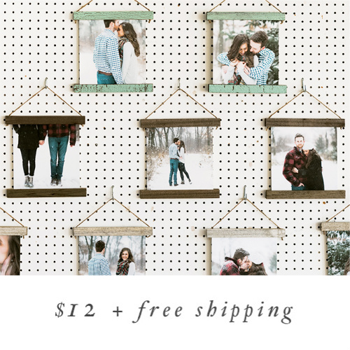 81% off 8×8 Canvas Hanging Print : $12 + Free S/H
