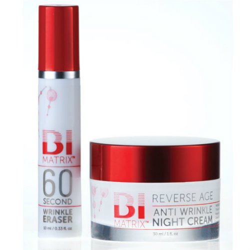 97% off Bi-Matrix 60-Second Wrinkle Eraser & Night Cream : Only $3.99 + Free S/H