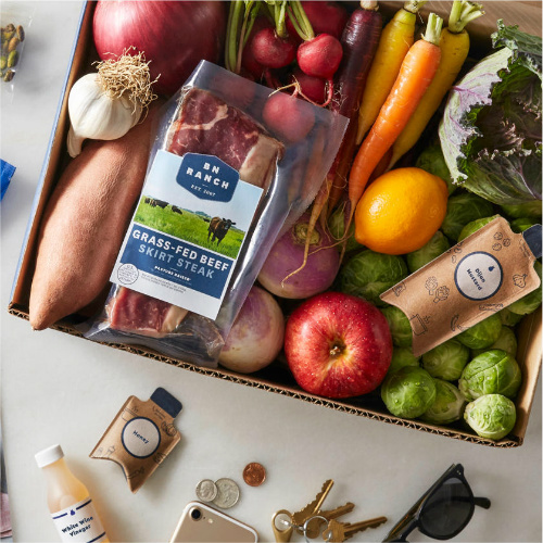 Try Blue Apron : 4 Dinners for $17.95 Shipped