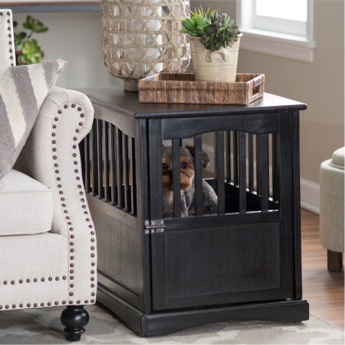 37% off Pet Crate End Table : Only $65.35 + Free S/H