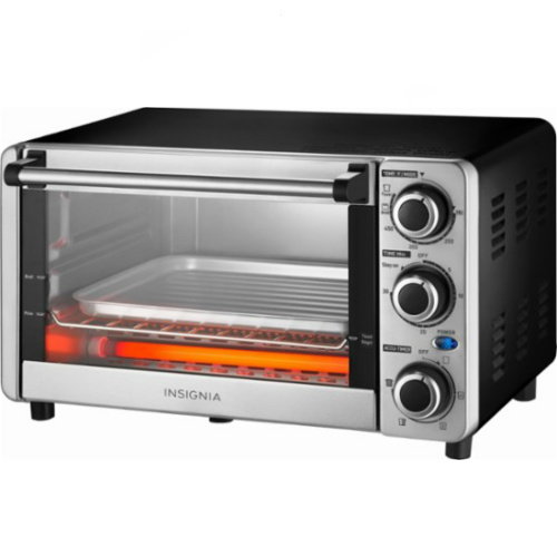 66% off Insignia 4-Slice Toaster Oven : Only $19.99