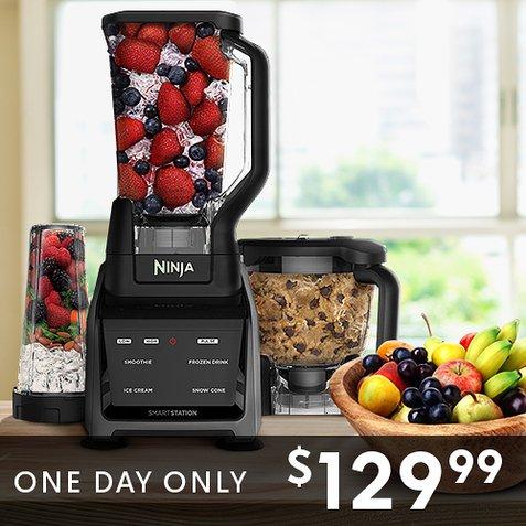 48% off Ninja Intelli-Sense Kitchen System Blender : Only $129.99