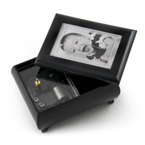 54% off Photo Frame Music Box : Only $29.69