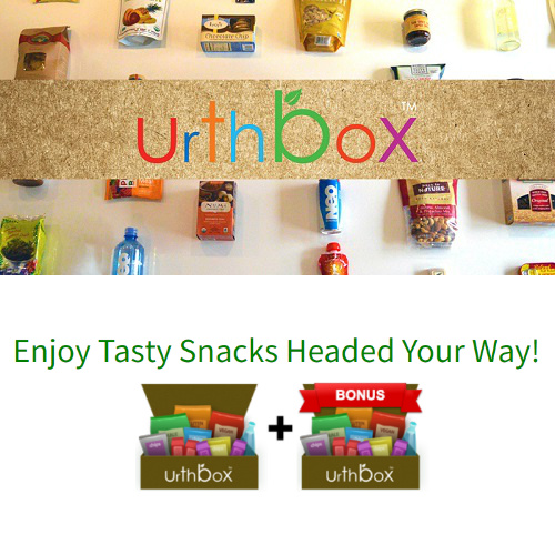 Urthbox : Buy 1, Get 1 Free + $10 off + Free S/H