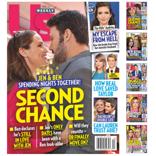 69% off US Weekly Subscription : Only $19.99