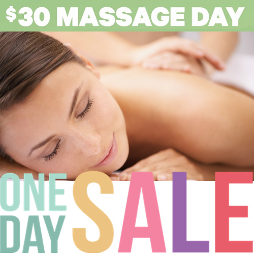 Groupon : $30 Massage Sale