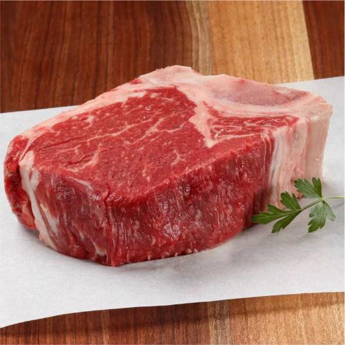 40% off Four 10-OZ Bone-In Filet Mignon Steaks : $132 + Free S/H