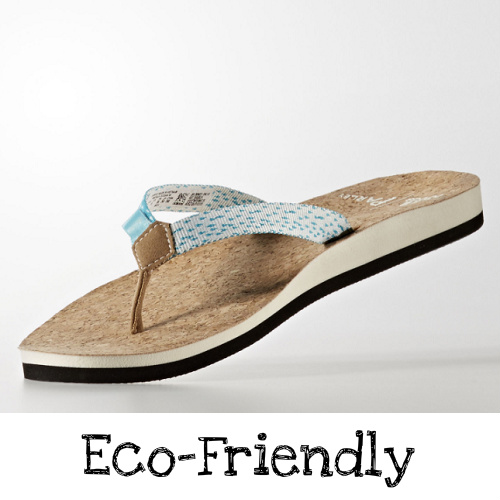 40% off Women's adidas Eco Flip-Flops : $14.99 + Free S/H