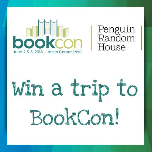 Random House Sweeps : Enter to Win a Trip to BookCon