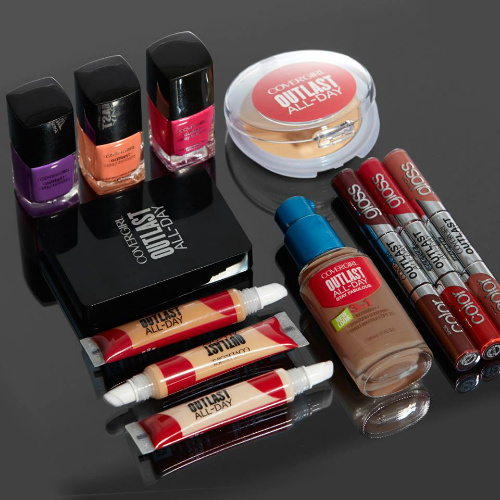 photograph about Covergirl Printable Coupons named Printable Covergirl Coupon codes : $2 off any Experience or Lip Item
