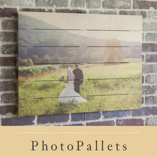 72% off 11×14 Photo Pallets : Only $25