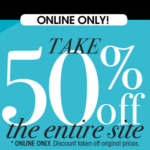 Draper's and Damon's : 50% off Everything