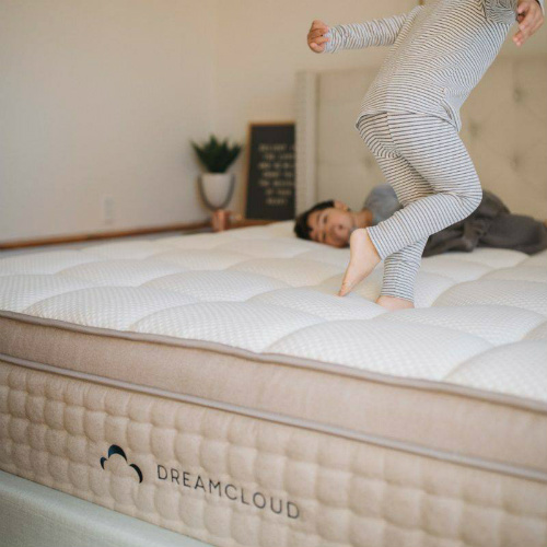 DreamCloud Luxury Hybrid Mattresses : $200 off any size + Free S/H