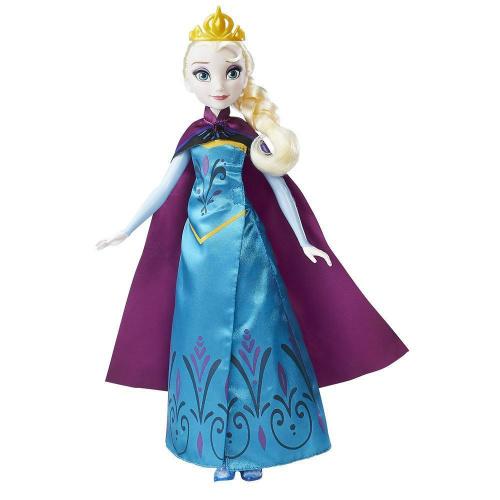 80% off Disney Frozen Royal Reveal Elsa Doll : $3.99 + Free S/H