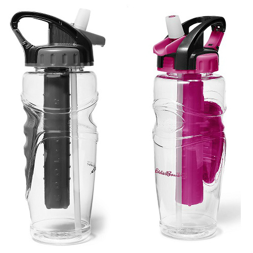 40% off Freezer Water Bottle : $7.20 + Free S/H