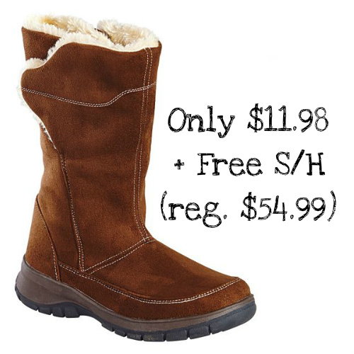 78% off Women's Lakeland Boots : $11.98 + Free S/H