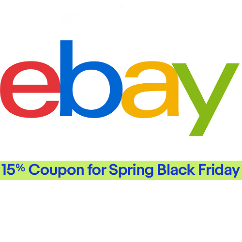 Ebay : 15% off $25 or more