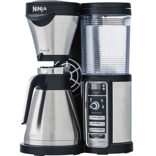 50% off Ninja Coffee Bar Brewer with Thermal Carafe : $99.99 + Free S/H