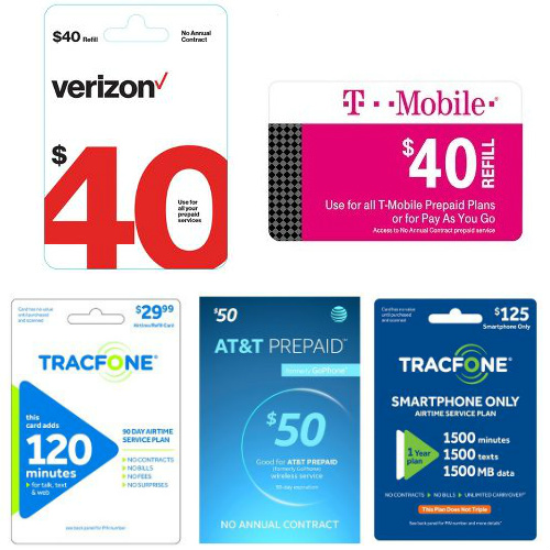 prepaid cell phone cards extra 10 off - Prepaid Cell Phone Cards