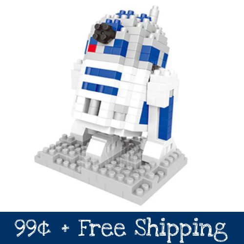 71% off R2-D2 Building Set : 99¢ + Free S/H
