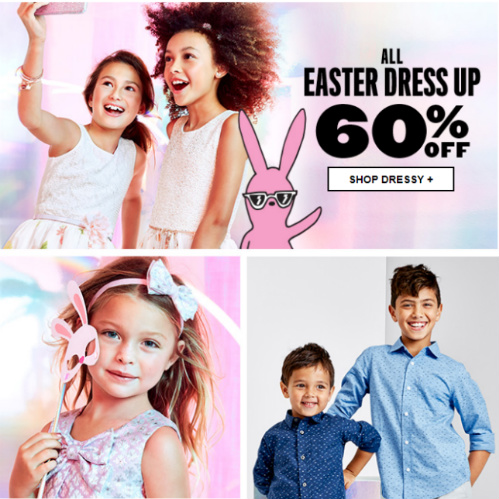 Kids' Dressy Easter Clothes : 60% off + Free S/H