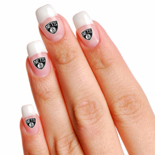 Sports Team Temporary Nail Tattoos : Starting at $1.99 + Free S/H