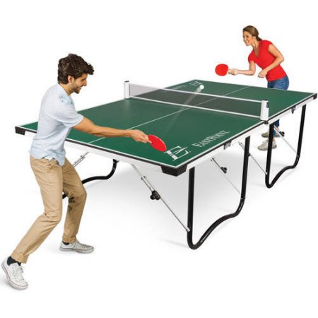 64% off Fold 'N Store Table Tennis Table : Only $90 + Free S/H