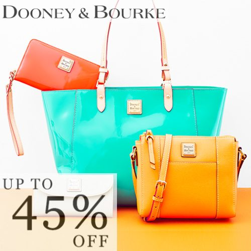 Dooney & Bourke Bags, Totes and Wallets : Up to 45% off Nearly 400 items
