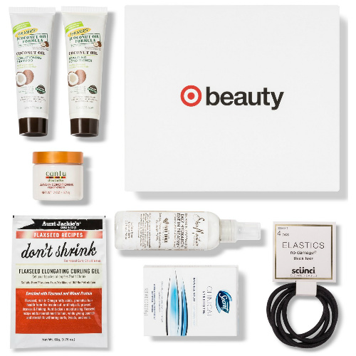Target Multicultural Beauty Box : $7 + Free S/H