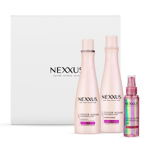58% off Nexxus Color Assure System : $24.99 + Free S/H