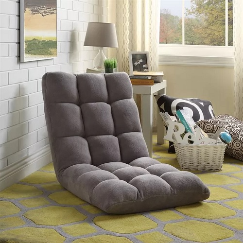 80% off Foldable Reclining Floor Chair : $54.99 + Free S/H
