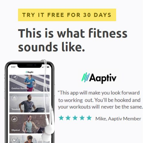 aaptiv 30 day free trial