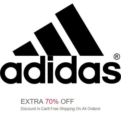 adidas Clearance : 70% off + Extra 10% off + Free S/H