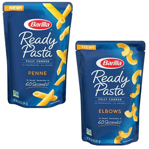 Barilla Ready Pasta Pouches : Under $1 w/Coupon