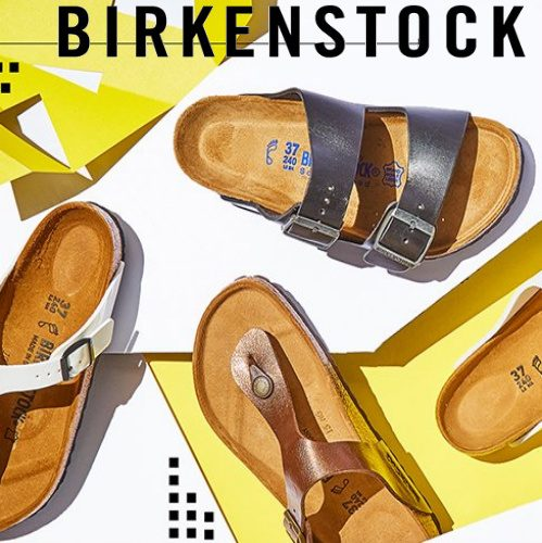 Birkenstock Clearance : Starting at $39.99
