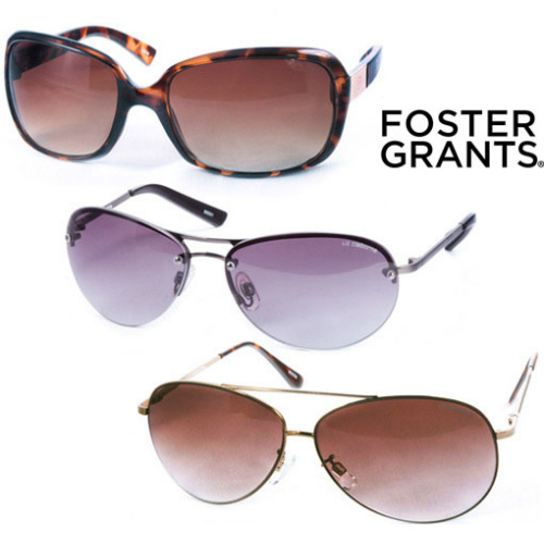 83% off 3-Pairs of Women's Foster Grant Sunglasses : $9.99 + Free S/H