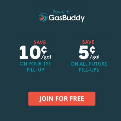 GasBuddy : Save 5¢ or more on Every Gallon of Gas