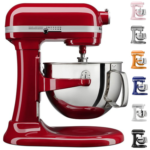 56% off Refurb KitchenAid Professional Mixer : Only $199.99 + Free S/H