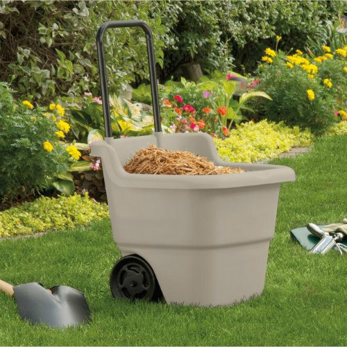 49% off 15-Gallon Lawn Cart : Only $19.88