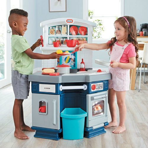 45% off Little Tikes Cook With Me Kitchen : $39.99 + Free S/H