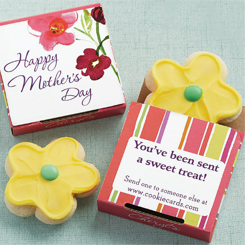 Mother's Day Cookie Greeting Cards : Only $5.99 + Free S/H