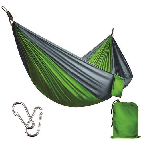 80% off 2-PK of Packable Parachute Hammocks : $19.99 + Free S/H