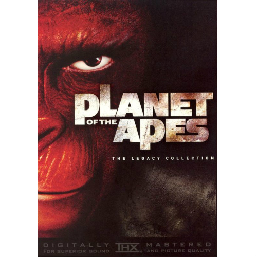 60% off Planet of the Apes Legacy Box Set : Only $14.99